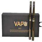 Biansi IMIST 2 Electronic cigarettes personalized gun black kit | Vapo Logo